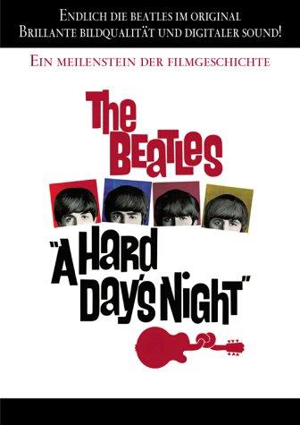 DVD - A hard days night