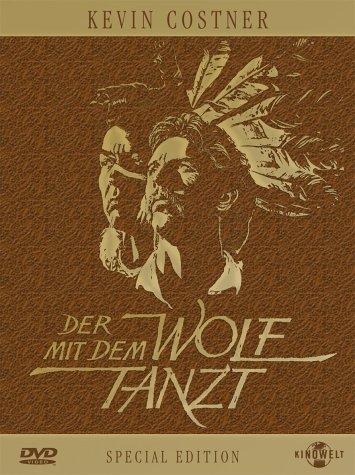 DVD - Der mit dem Wolf tanzt (Special Edition - 4 DVD's)