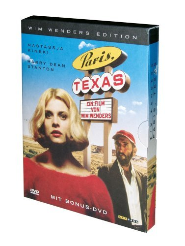 DVD - Paris, Texas (Wim Wenders Edition)