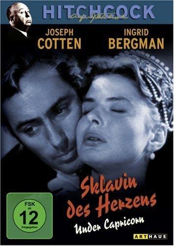 DVD - Sklavin des Herzens (Hitchcock)