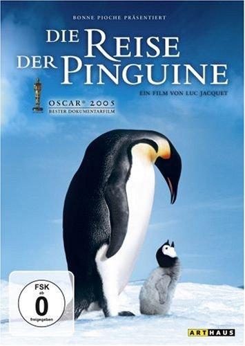 DVD - Die Reise der Pinguine