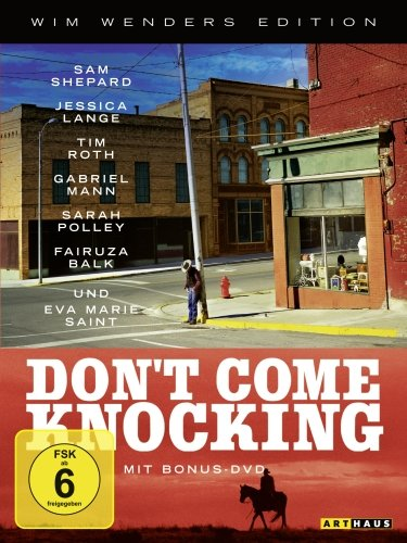 DVD - Don't come knocking (Special Edition)