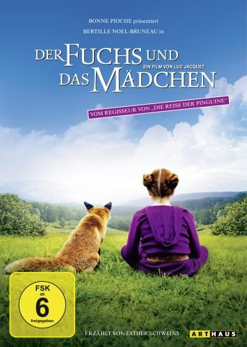 DVD - Der Fuchs und das Mädchen (Arthaus)