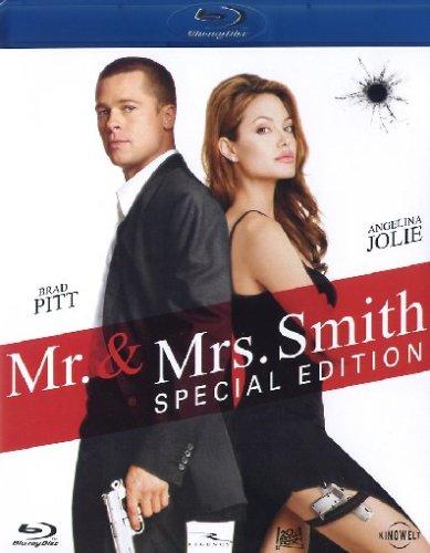 Blu-ray - Mr. & Mrs. Smith