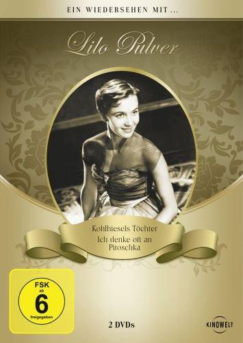 DVD - Lilo Pulver (Kohlhiesels Töchter / Ich denke oft an Piroschka)