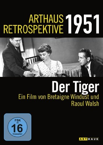 DVD - Der Tiger (Arthaus Retrospektive 1951)