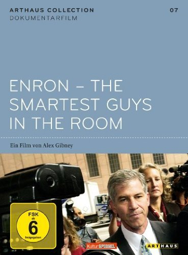 DVD - Enron - The Smartest Guys In The Room (KulturSpiegel / Arthaus Collection - Dokumentarfilm 07)