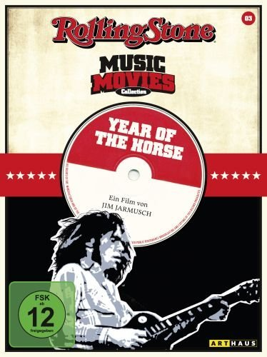 DVD - Year of the Horse (Rolling Stone Music Movies Collection 03)