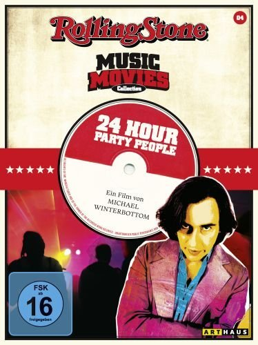 DVD - 24 Hour Party People (RollingStone Music Movies Collection 04)