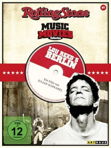 Reed , Lou - Lou Reed's BERLIN (Rolling Stone Music Movies Collection 07)