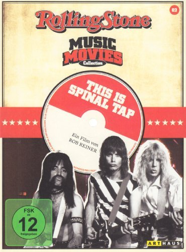 DVD - This is Spinal Tap (Rolling Stone Music Movies Collection 02)