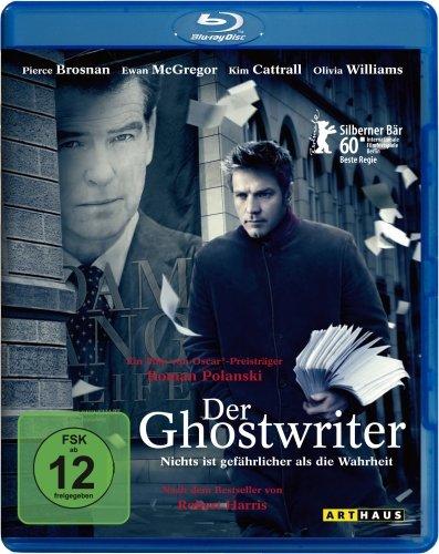 Blu-ray - Der Ghostwriter