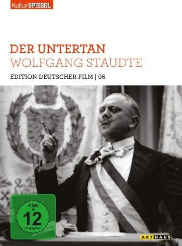 DVD - Der Untertan (KulturSpiegel / Arthaus Collection - Edition Deutscher Film 06)