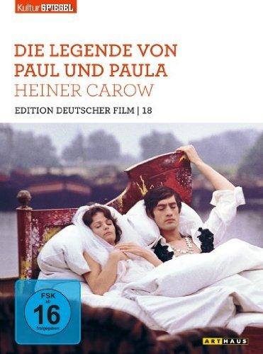 DVD - Die Legende von Paul und Paula (KulturSpiegel / Edition Deutscher Film 18)