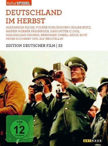 DVD - Deutschland im Herbst (KulturSpiegel / Arthaus Collection - Edition Deutscher Film 23)