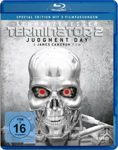 Blu-ray - Terminator 2 (Special Edition)