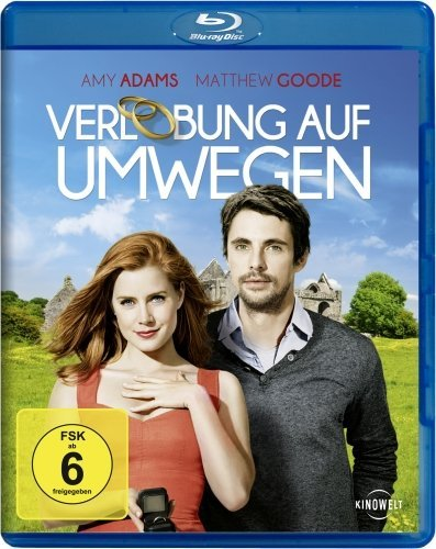 Blu-ray - Verlobung auf Umwegen