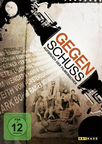 DVD - Gegenschuss - Aufbruch der Filmemacher