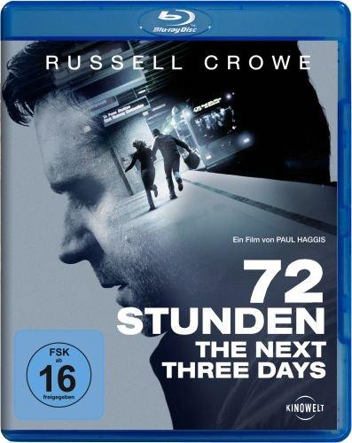 Blu-ray - 72 Stunden - The Next Three Days