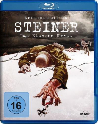 Blu-ray - Steiner - Das eiserne Kreuz (Special Edition)