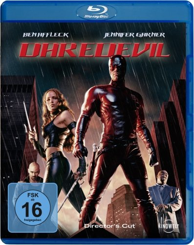 Blu-ray - Daredevil (Director's Cut)