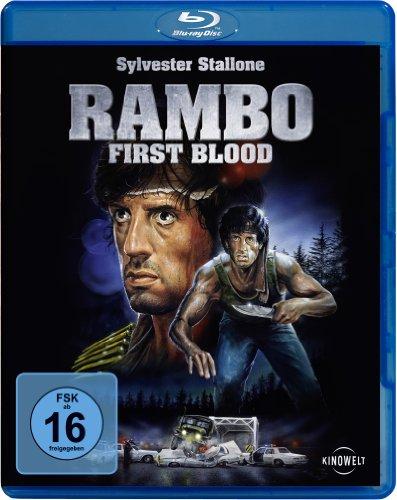 Blu-ray - Rambo - First Blood