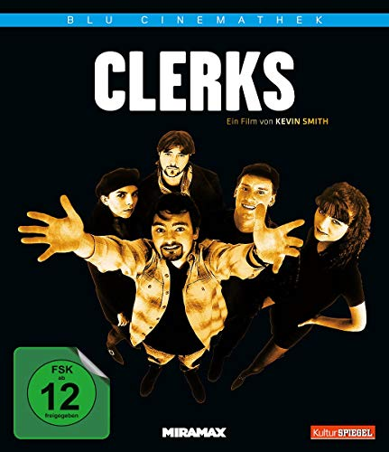 Blu-ray - Clerks - Die Ladenhüter (OmU) (Blu Cinemathek 33)