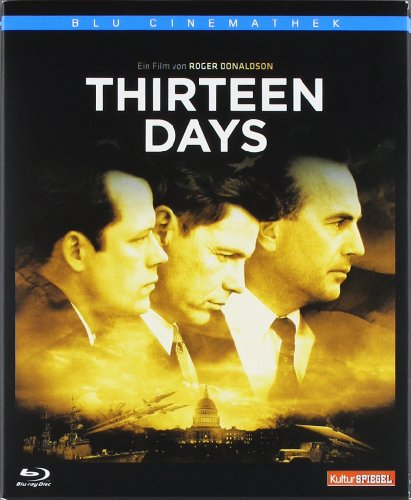 Blu-ray - Thirteen Days - Blu Cinemathek [Blu-ray]