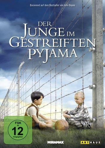 DVD - Der Junge im gestreiften Pyjama
