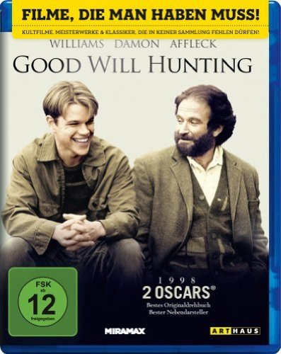 Blu-ray - Good Will Hunting (Special Edition)