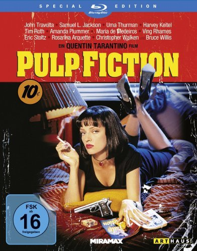 Blu-ray - Pulp Fiction [Blu-ray] [Special Edition]