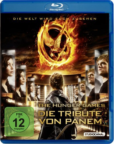 Blu-ray - Die Tribute von Panem - The Hunger Games (Special Edition)