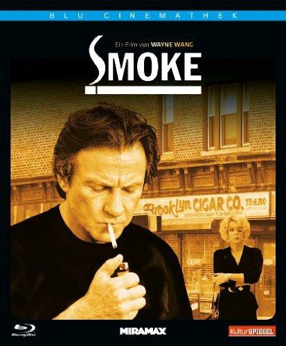 Blu-ray - Smoke (Blu Cinemathek 32)