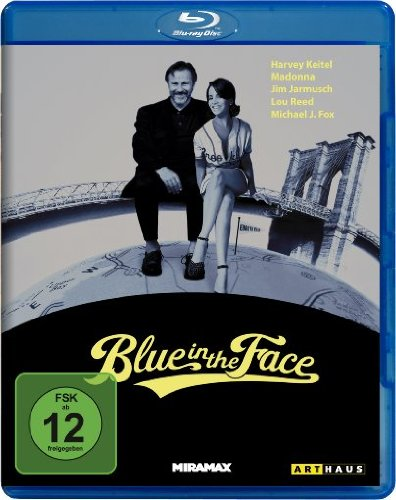 Blu-ray - Blue in the Face