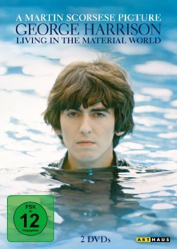 DVD - George Harrison - Living In The Material World