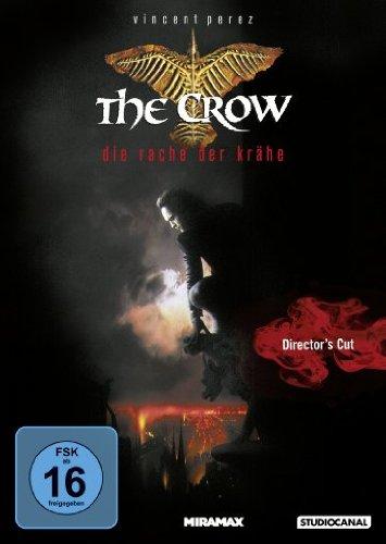 DVD - The Crow - Die Rache der Krähe (Director's Cut)