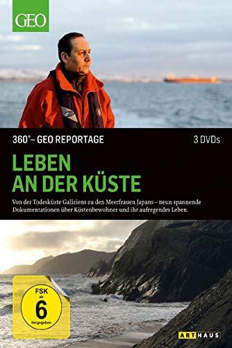 DVD - 360° GEO REPORTAGE: Leben an der Küste