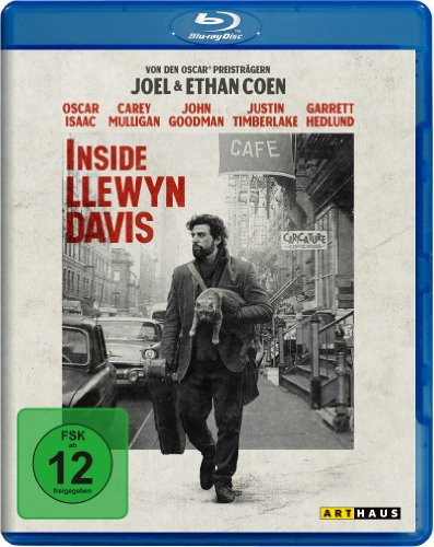 Blu-ray - Inside Llewyn Davis