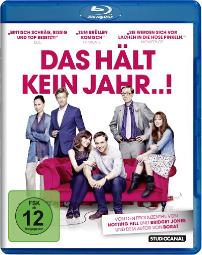 Blu-ray - Das hält kein Jahr..!