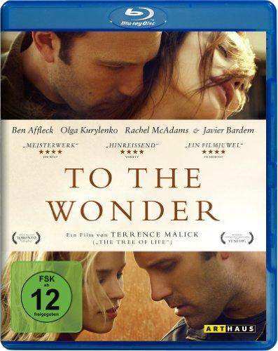 Blu-ray - To The Wonder
