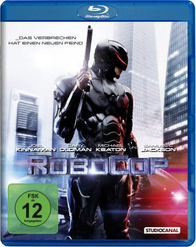 Blu-ray - Robocop (2014)