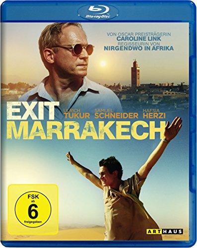 Blu-ray - Exit Marrakech