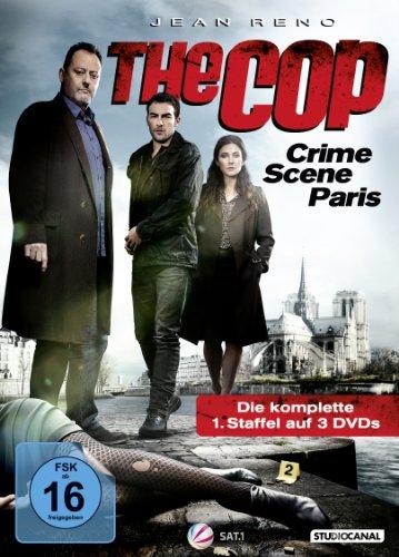 DVD - The Cop - Crime Scene Paris - Staffel 1