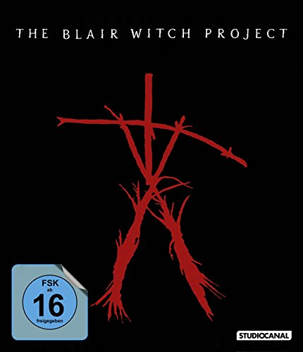 DVD - The Blair Witch Project