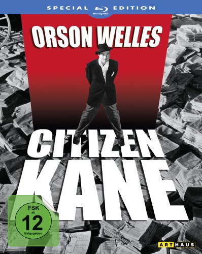 Blu-ray - Citizen Kane (Special Edition)