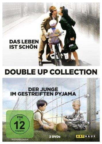 DVD - Das Leben ist schön / Der Junge im gestreiften Pyjama (Double Up Collection)