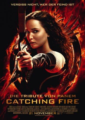 - Die Tribute von Panem -  Catching Fire [Blu-ray]