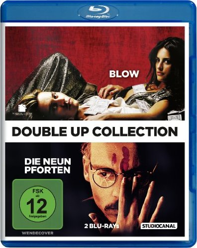 Blu-ray - Blow / Die neun Pforten (Double-Up Collection)