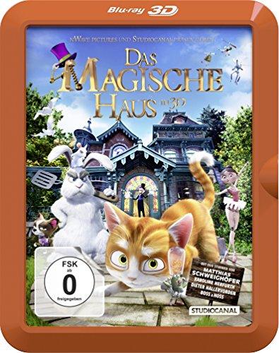Blu-ray - Das magische Haus 3D