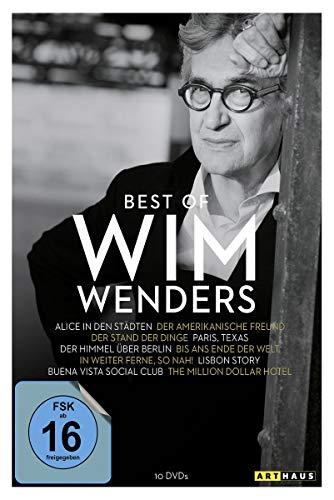 DVD - Wim Wenders - Best of Wim Wenders [10 DVDs]